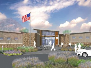 SMP design + Turnbull-Wahlert Construction design-build team awarded River Center project in Middletown, Ohio