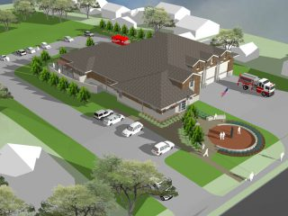 SMP design + Turner Construction awarded new Fire Station in Delhi Township, Ohio