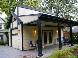 Burrell Residence