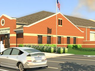 Hamilton Township Fire Station #76