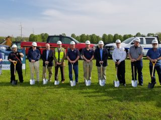 New Hamilton Township Fire Station Breaks Ground