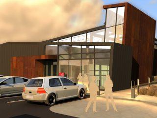 University of Cincinnati Sculpture Studio Concept