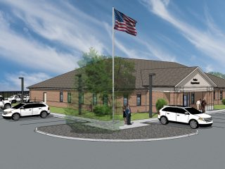 Police Station Concept - Fairfield Township
